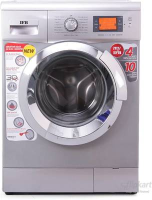 Aqua SX 8 kg Front Load Fully Automatic Washing Machine @32199 (after cb) see pc