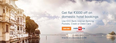 Makemytrip domestic hotel coupons
