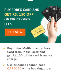 What is purchase forex card
