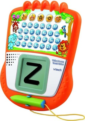 Write and learn touch tablet