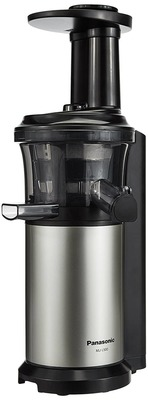 Panasonic Slow Juicer Manual : Panasonic MJ-L500 150-Watt Cold Press Slow Juicer (Silver) - Hot Deals - Online Forum at DesiDime