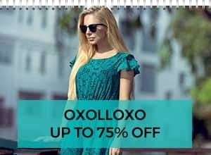 Oxolloxo discount coupons