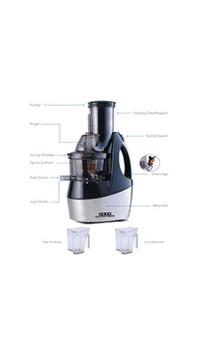 Usha CPJ362F 240 W Juicer (Black/2 Jars) - Hot Deals - Online Forum at DesiDime