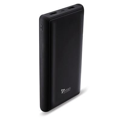 Syska Power Pro 200 20000mAH Power Bank (Black) (Next Best Price:1599) low price