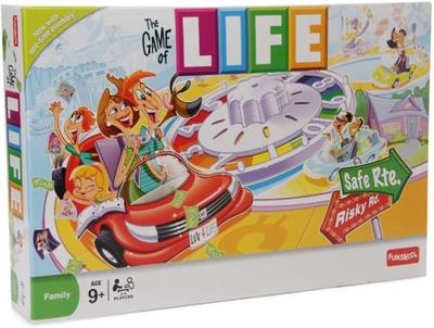 Funskool The Game Of Life Board Game Desidime