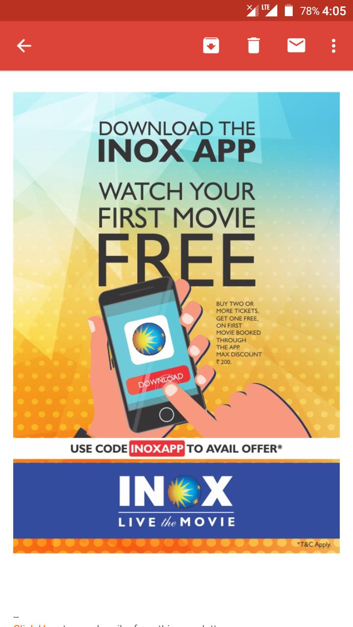 1 movie app