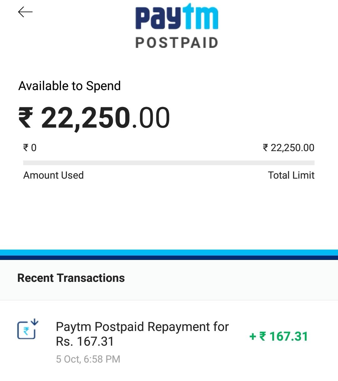 paytm postpaid   DesiDime