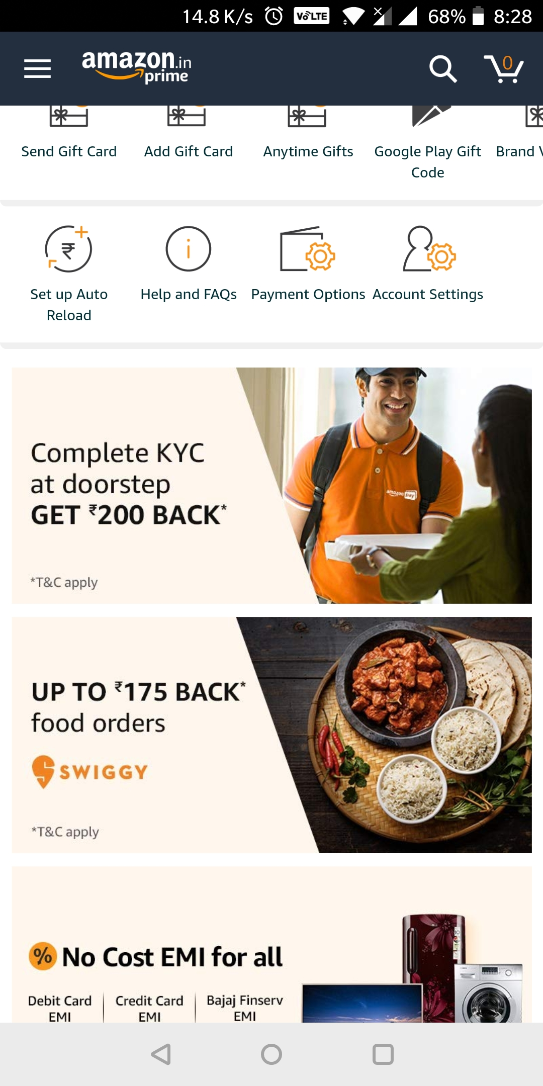 Complete Amazon Pay Kyc And Get 200 Pay Balance Desidime