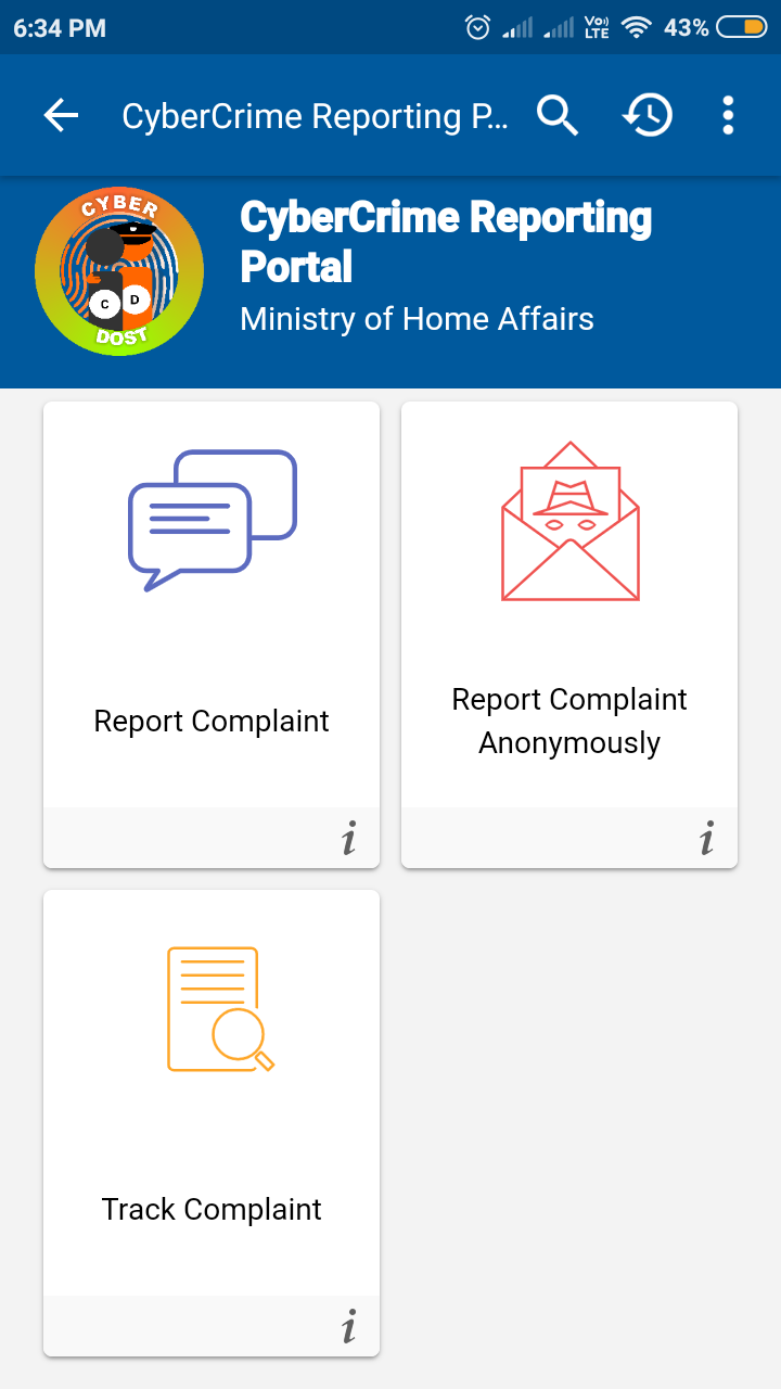 Now cyber crimes can be reported through UMANG app | DesiDime