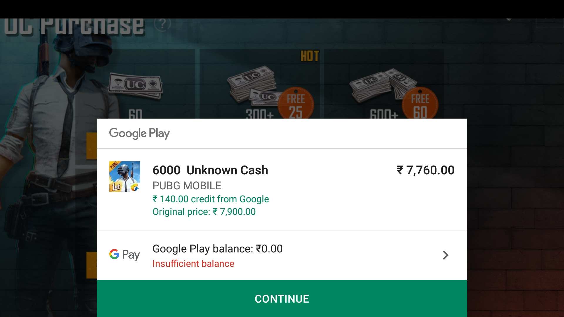 Trick to get PUBG UC 6000 + 2100 for free | DesiDime