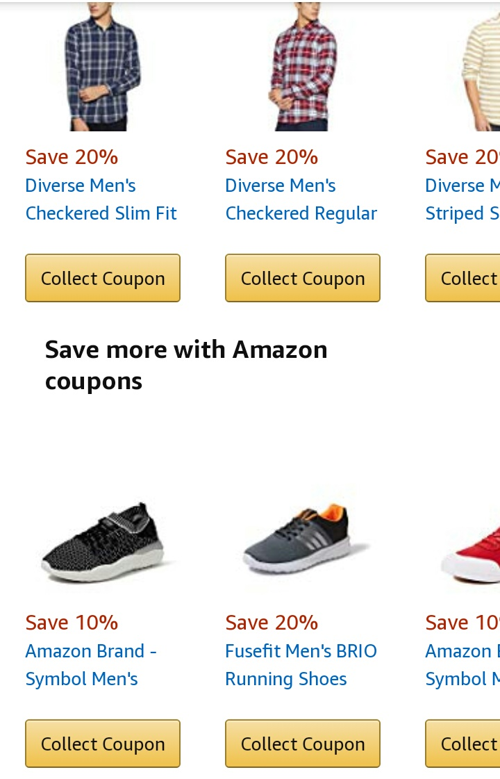 Amazon: Buy 1 Get Min 40% OFF | Buy 2 Get Extra 15% OFF + Save 20% OFF Or  Save 10% Coupon