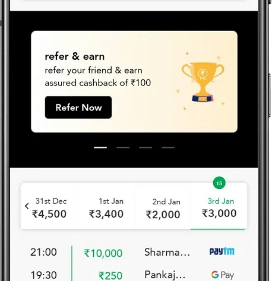 Bharat Pe Refer and earn offer Signup ₹100 Per Refer ₹100 | DesiDime