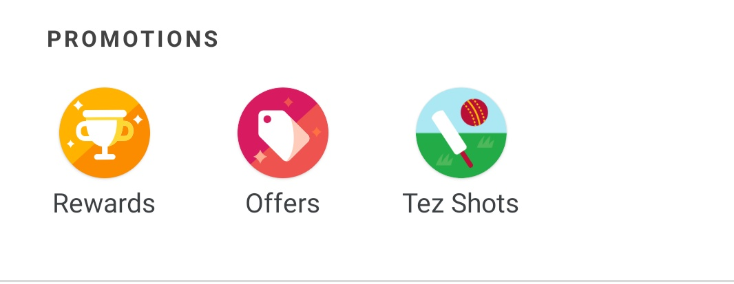 Tez shots by google pay - Play, pay & earn rewards | DesiDime