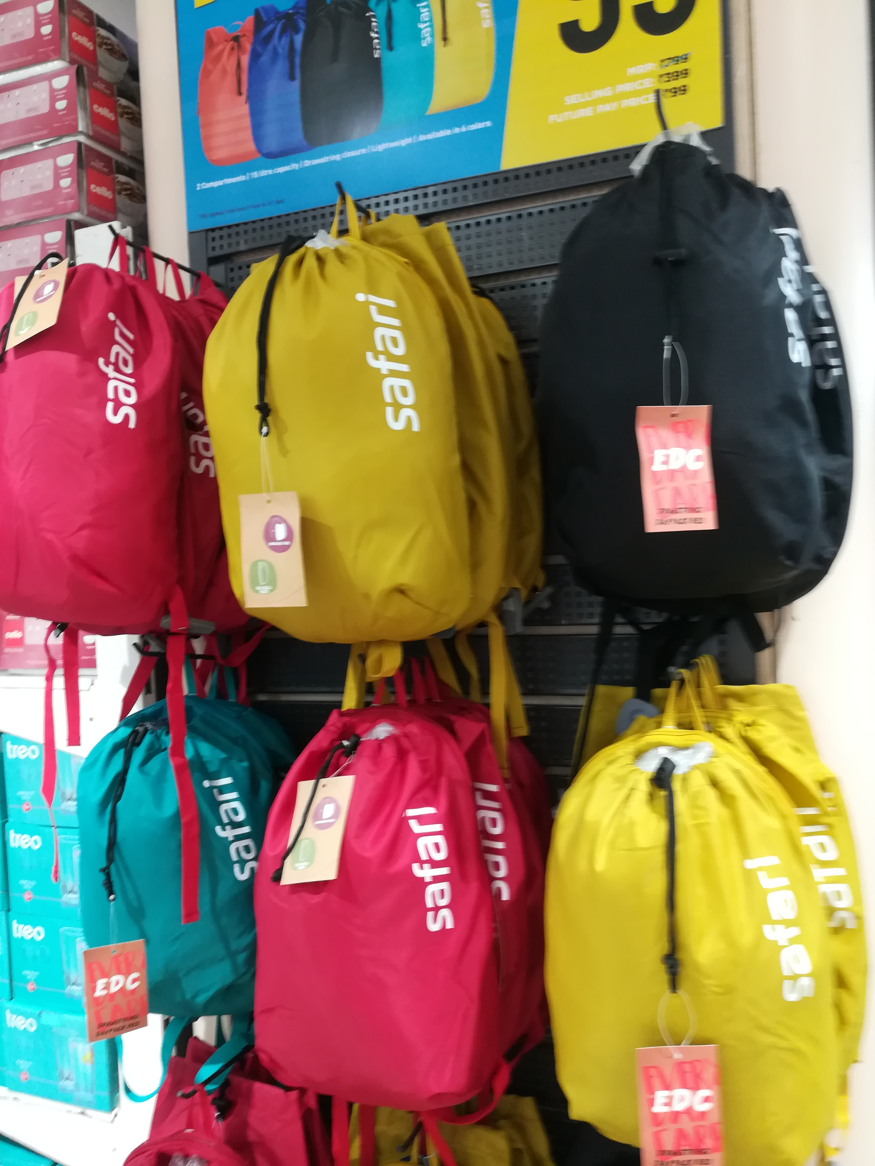 048eba9a9d Safari Backpack @Rs 99 at BigBazaar (Effective Price)