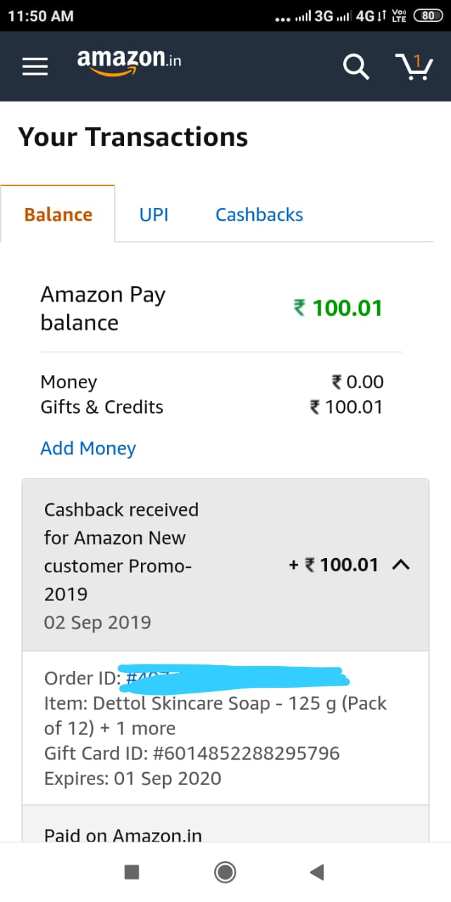amazon 100 rs off coupon code