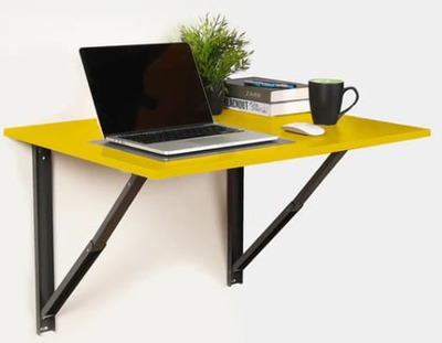 Wall Mounted Laptop Stand by Comfold
