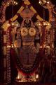 Srivari nethra darshanam after the vishesha alankaram1