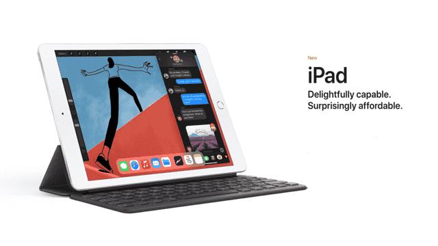 Apple's 8th Gen iPad Features