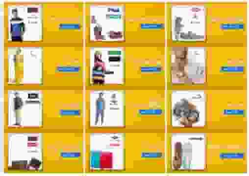 Flipkart Big Billion Day Featured Brands