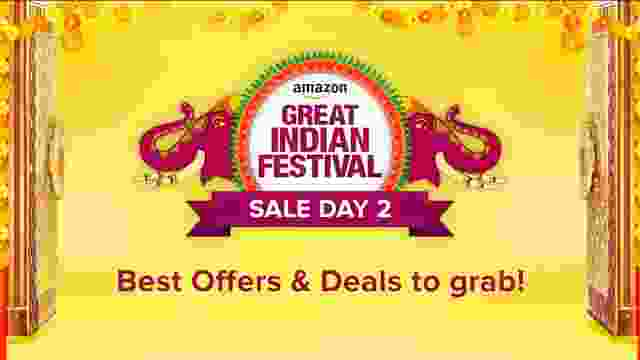 Top Trending Deals Highlight for Amazon Great Indian Festival Sale Day 2