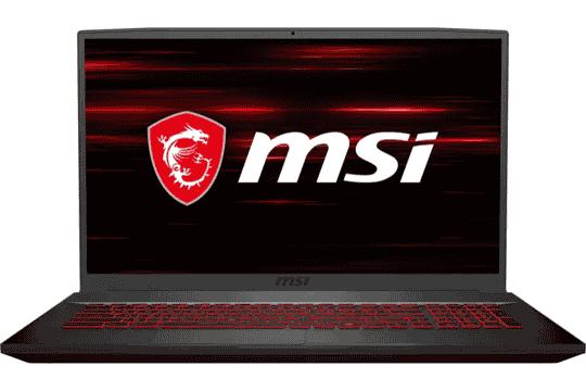 MSI GF75 Thin Core i7/16GB