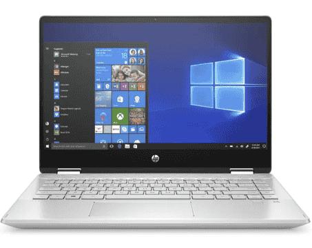 HP Pavilion x360 Core i3/8GB