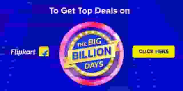 big billion days sale