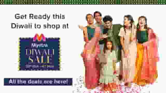 Myntra Diwali Sale