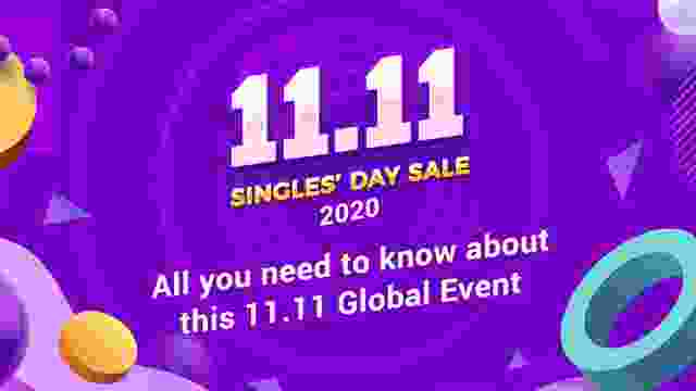 Singles Day Sale 2020: All you need to know about this 11.11 Global Event