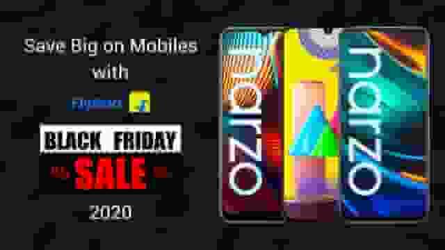 Save Big on Mobiles with Flipkart Black Friday Sale 2020