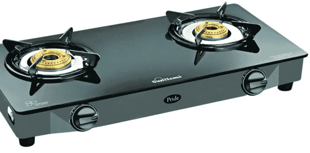Sunflame GT Pride 2 Burner Regular Assorted Gas Stove