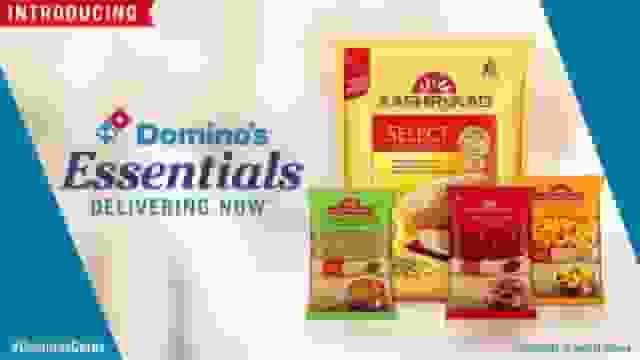 19) Domino's Essentials