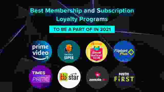 Best Membership and Subscription Loyalty Programs to be a part of in 2021