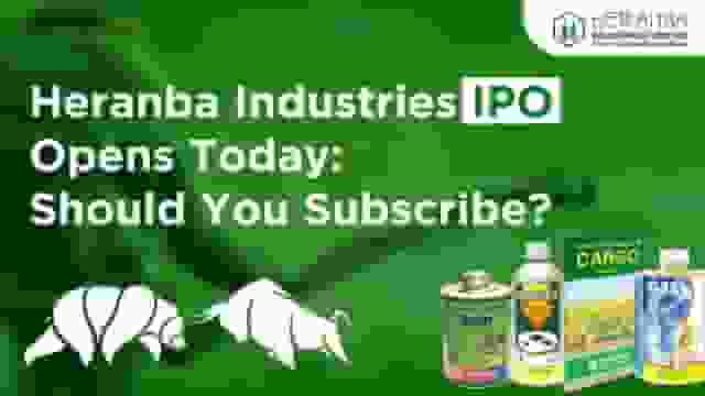 Heranba IPO Opens Today