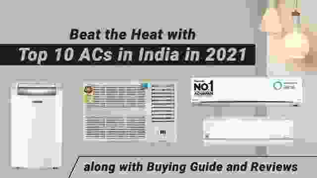 Top 10 Best ACs in India in 2021