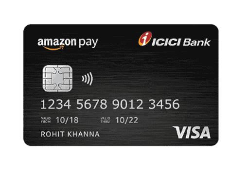 ICICI Bank Amazon Pay Credit Card