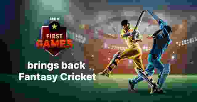 Paytm First Games IPL Fantasy App
