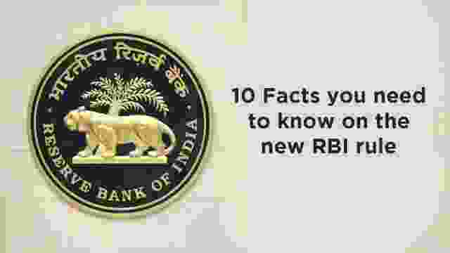 10 Facts you need to know on the RBI rule that will lead to disruptions in card payments starting April 1.