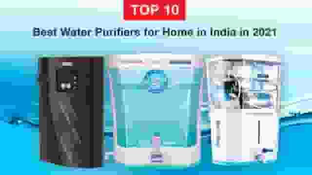 Top 10 Best Water Purifiers