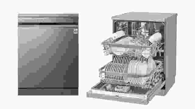 LG DFB424FP 14 Place in Best Dishwashers in India