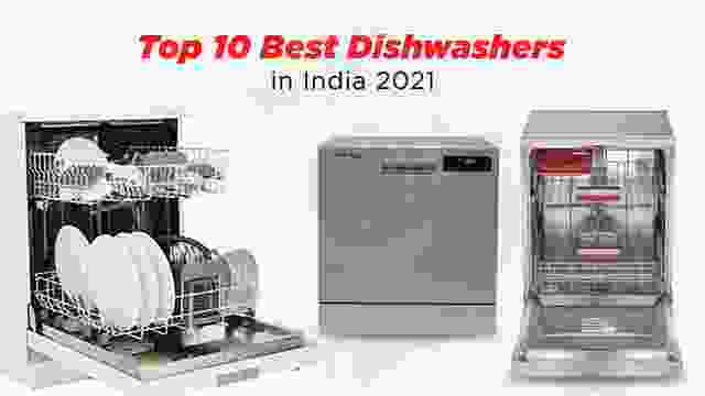 Top 10 Best Dishwashers in India 2021