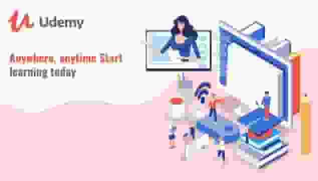 Top 15 Best Udemy Online Certificate Courses