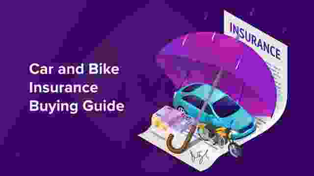 Car and Bike Insurance Buying Guide: Not Having Vehicle Insurance can cost Dearer than you Imagine