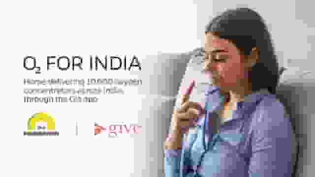 Free Oxygen Concentrators on Ola App