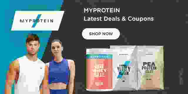 myprotein latest deals and coupons