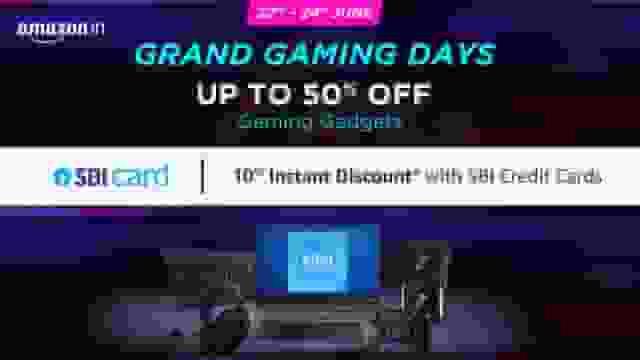 Amazon Gaming Days Sale