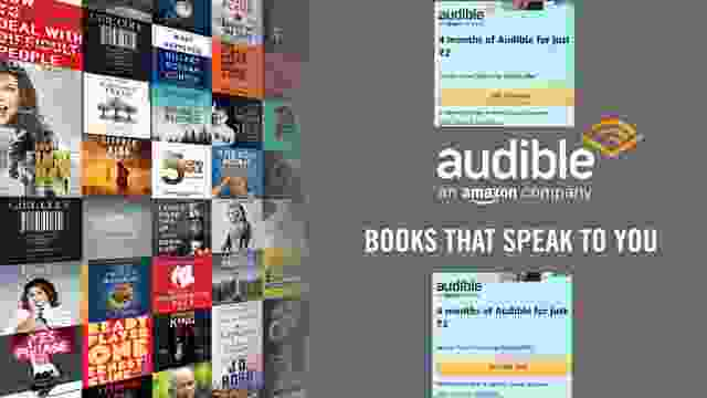 audible prime day free offer