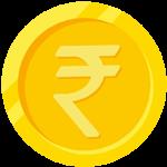 Rupee notification