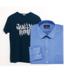 Shirts and t shirts