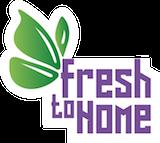 Logo purple border